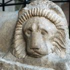 Печальный лев